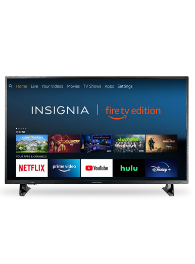 "Insignia 43"" Class LED 4K UHD Smart Fire TV Edition"